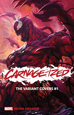 Carnage-ized: The Variant Covers #1