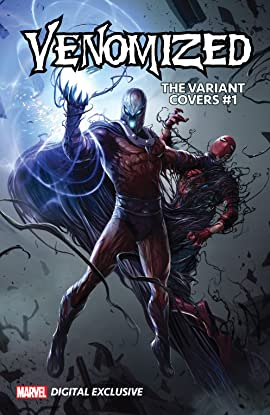 Venomized: The Variant Covers #1