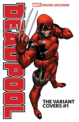 Deadpool: The  Variant Covers #1