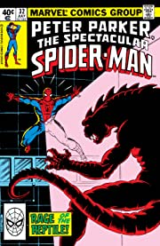 Peter Parker, The Spectacular Spider-Man (1976-1998) #32