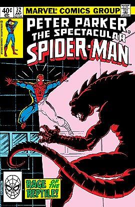 Peter Parker, The Spectacular Spider-Man (1976-1998) #32