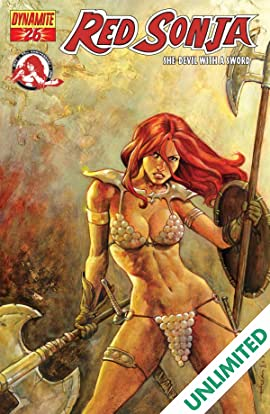 Red Sonja: She-Devil With a Sword #26
