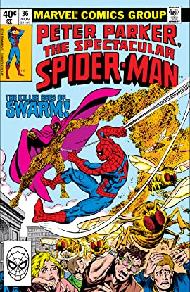 Peter Parker, The Spectacular Spider-Man (1976-1998) #36