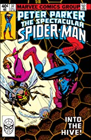 Peter Parker, The Spectacular Spider-Man (1976-1998) #37