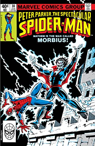 Peter Parker, The Spectacular Spider-Man (1976-1998) #38