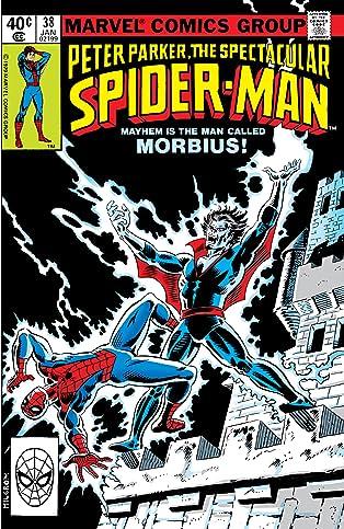 Peter Parker, The Spectacular Spider-Man (1976-1998) #38