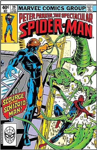 Peter Parker, The Spectacular Spider-Man (1976-1998) #39