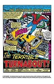 Peter Parker, The Spectacular Spider-Man (1976-1998) #40