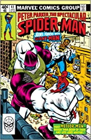 Peter Parker, The Spectacular Spider-Man (1976-1998) #41
