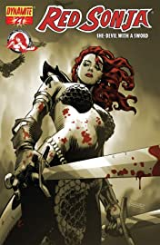 Red Sonja: She-Devil With a Sword #27