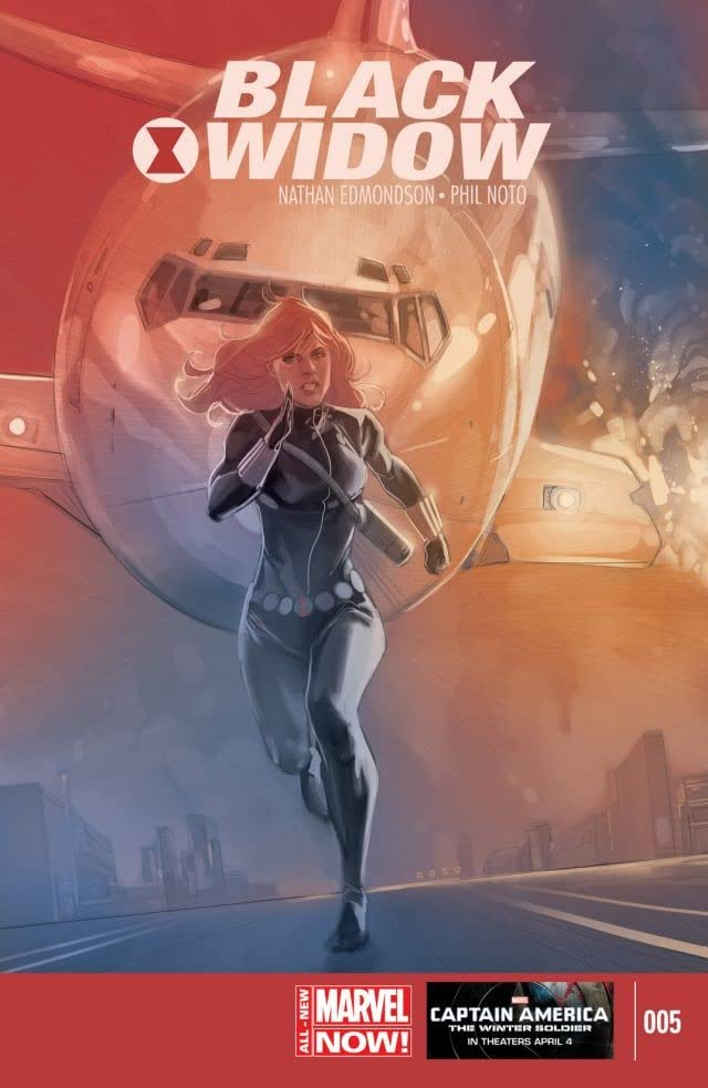 Black Widow (2014-2015) #5