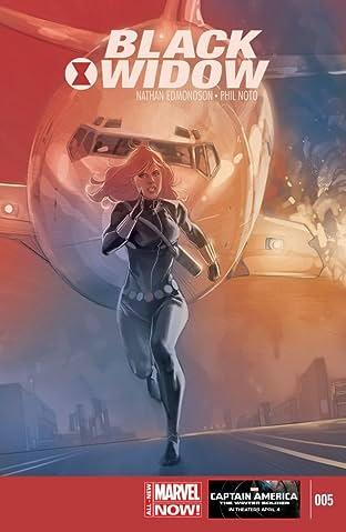 Black Widow (2014-) #5