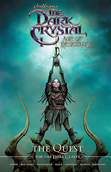 Jim Henson's The Dark Crystal: Age of Resistance Vol. 1: The Quest for the Dual Glaive