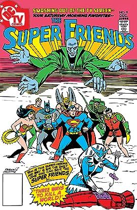 Super Friends (1976-1981) #9