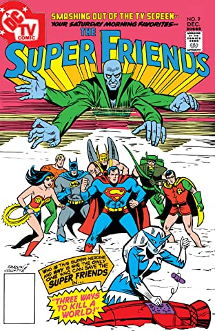 Super Friends (1976-1981) #9