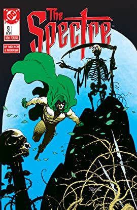 The Spectre (1987-1989) #9