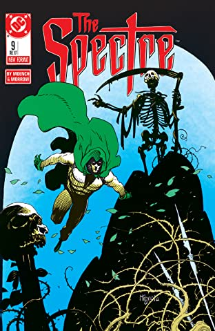 The Spectre (1987-1989) #9