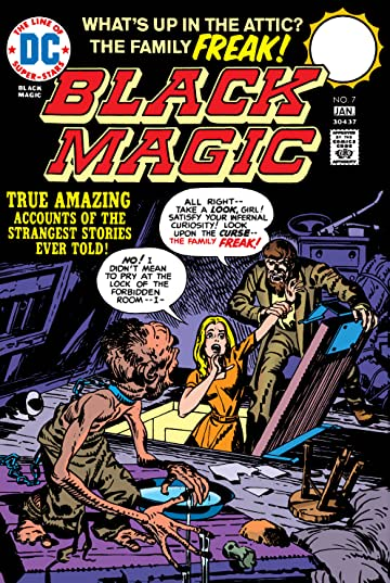Black Magic (1973-1975) #7