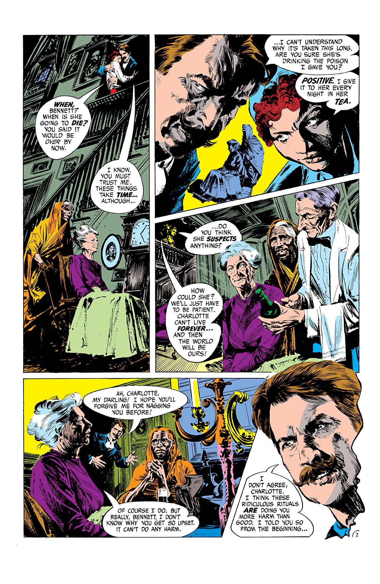 House of Mystery (1951-1983) #207