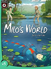Milo's World Tome 3 No.5: The Cloud Girl