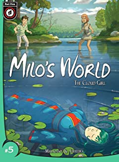 Milo's World Vol. 3 #5: The Cloud Girl