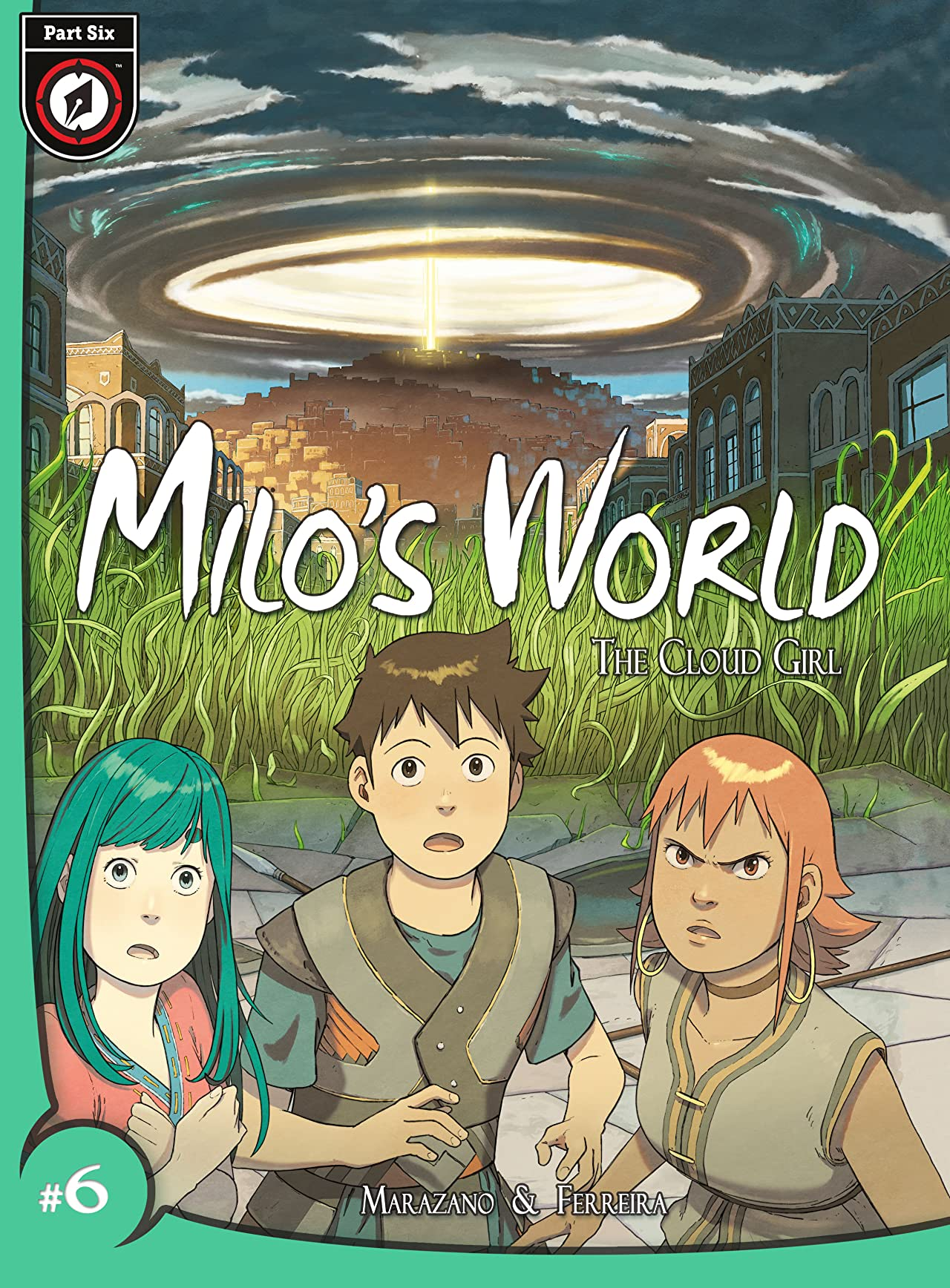 Milo's World Vol. 3 #6: The Cloud Girl