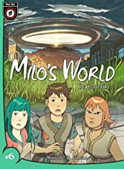 Milo's World Vol. 3 #6: The Cloud Girl