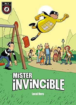 Mister Invincible No.2: Local Hero