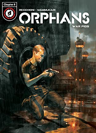 Orphans Vol. 3 #8: War Pigs