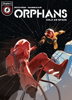 Orphans Tome 3 No.9: Cold as Space