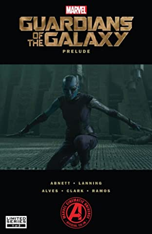 Marvel's Guardians of the Galaxy Prelude #1 (of 2)