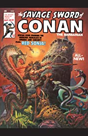 Savage Sword Of Conan (1974-1995) #29
