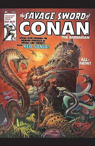 Savage Sword Of Conan (1974-1995) #29