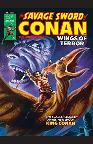 Savage Sword Of Conan (1974-1995) #30