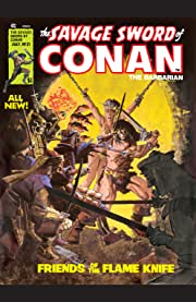 Savage Sword Of Conan (1974-1995) #31