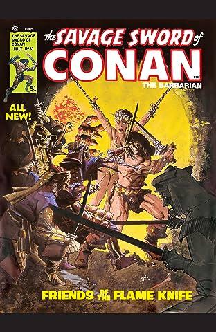 Savage Sword Of Conan (1974-1995) #31