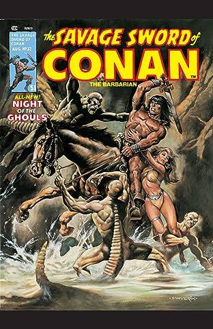 Savage Sword Of Conan (1974-1995) #32