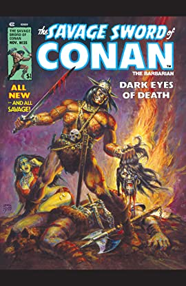 Savage Sword Of Conan (1974-1995) #35