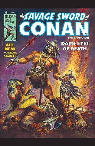 Savage Sword Of Conan (1974-1995) #35