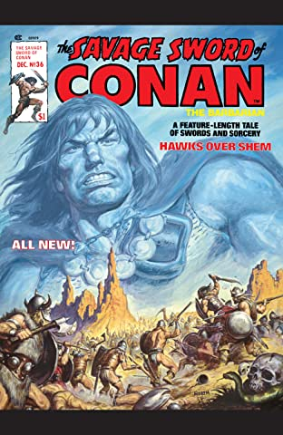 Savage Sword Of Conan (1974-1995) #36