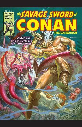 Savage Sword Of Conan (1974-1995) #37