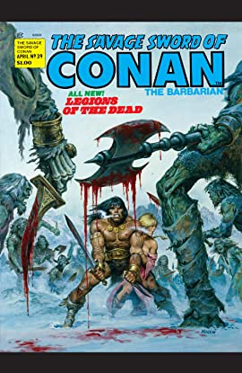 Savage Sword Of Conan (1974-1995) #39