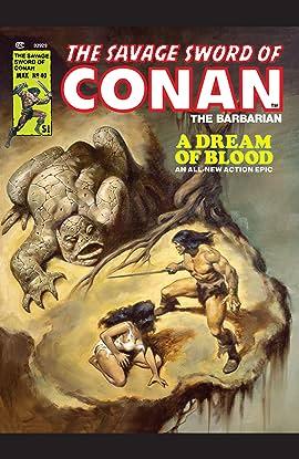 Savage Sword Of Conan (1974-1995) #40