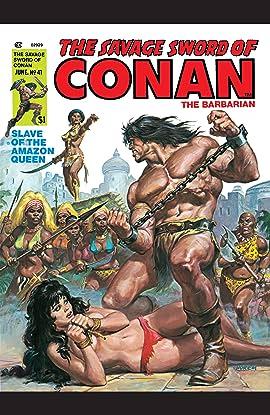 Savage Sword Of Conan (1974-1995) #41