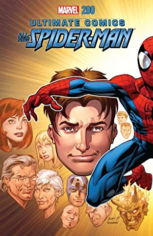 Ultimate Spider-Man (2014) No.200