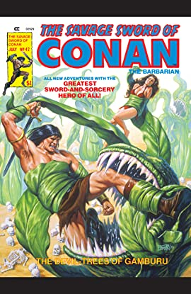 Savage Sword Of Conan (1974-1995) #42