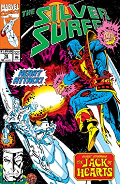 Silver Surfer (1987-1998) #76