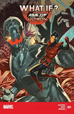 What If? Age Of Ultron No.1 (sur 5)