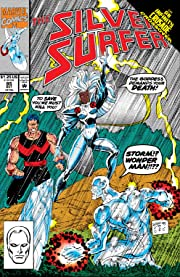 Silver Surfer (1987-1998) #85