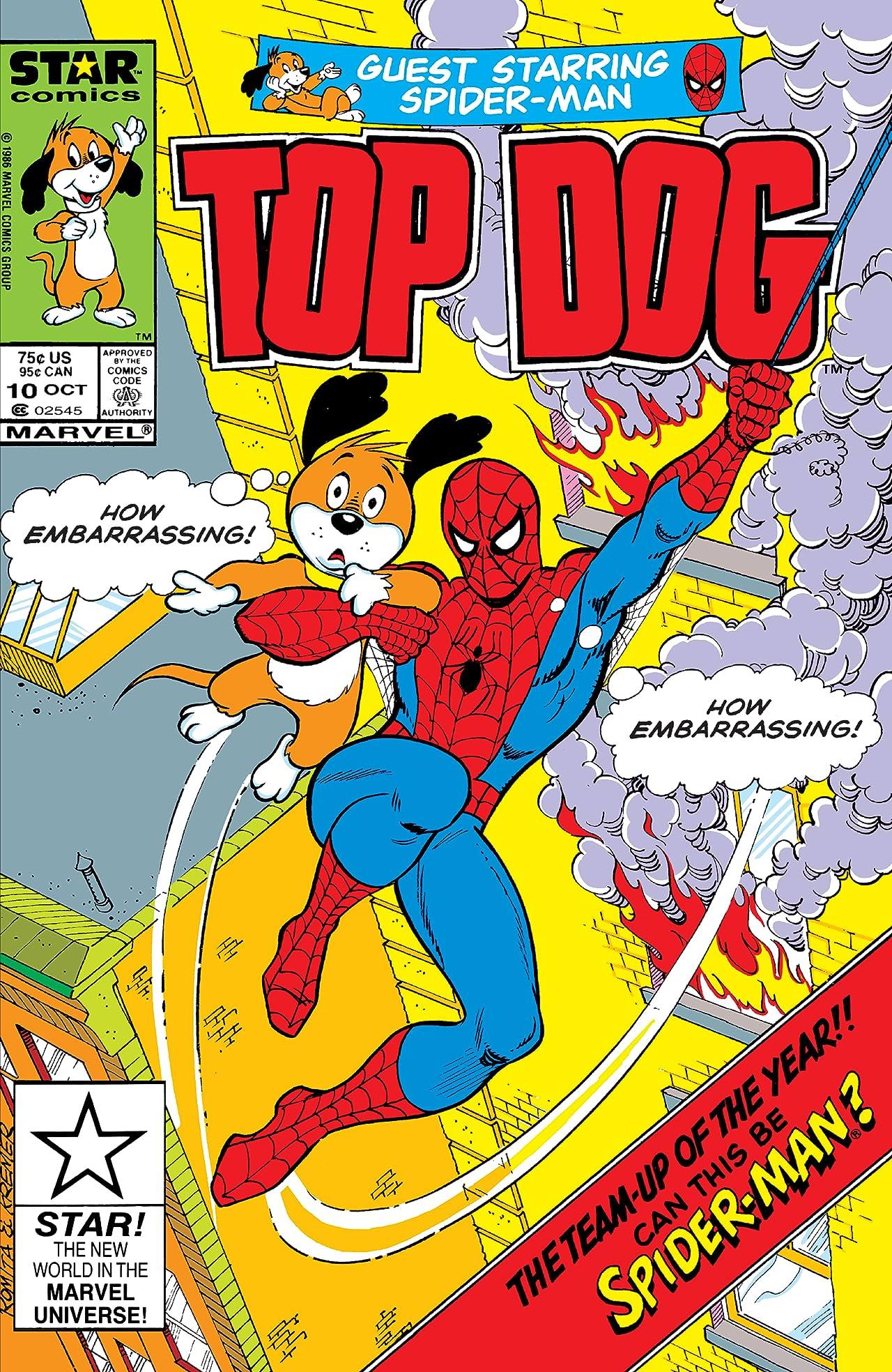 Top Dog (1985-1987) #10